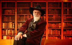 Rhianna Pratchett on life with her father - the late, great Sir Terry