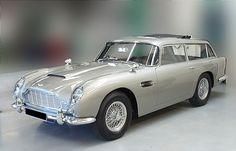 Aston Martin DB5 Shooting Brake by Touring Superleggera/Radford (1965)
