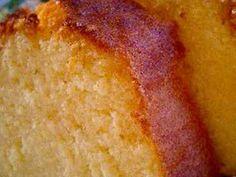 しっとりおからのケーキの画像