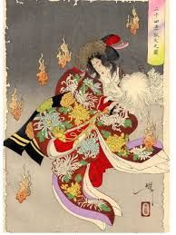 「浮世絵 月岡芳年」の画像検索結果