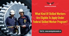 Federal Skilled Worker Program: A reason of rise in young immigrants Federal Skilled Worker, A Team, Programming, Knowledge, How To Apply, Canada, Wellness, Computer Programming, Coding