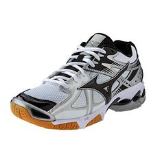 Mizuno Wave Bolt 4 Womens Volleyball Shoes  White  Black >>> Check out this great product. (This is an Amazon affiliate link)