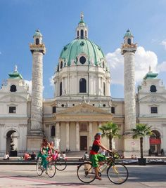 Most Bike-Friendly City in the World