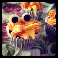Gallina Caponata Cupcakes