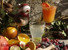 I know, I know - I am here nagging you about vitamin C again! Well I apologize (a little), but you see - it is my job to nag you, I want you to have a great holiday with lot's of fun & frolics but to emerge into a great New Year feeling on top of the ...