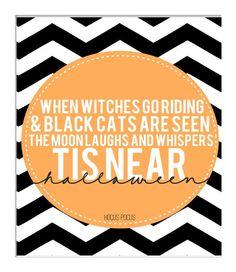 Hocus Pocus Quote | jmpaper @Gina LaRosa @Julia Lockmyer ahhhhhh I need this!