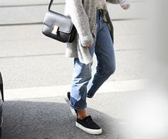 Move over, painful heels and uncomfortable flats: slip-on sneakers are super trendy right now, and I literally could not be happier about it. I first noticed that slip-on sneakers (a more chic vers...