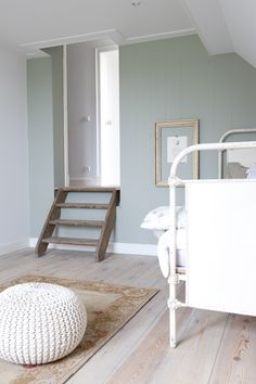 country house, bedroom, Farrow&ball, styling @evameester