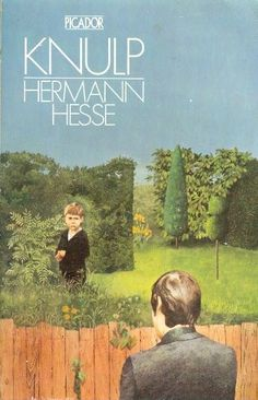 Knulp looking at his son behind the fence: Aug. 1962 Hermann Hesse died, in 2032 (20 years from now) Hesse's work will be copyright-free. Before that I would like to translate Knulp and in 2032 I would like to publish it!!
