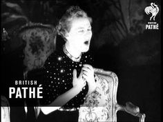 Gracie Fields putting her natural warmth and charm to work entertaining the British troops during WW2 in a 1939 Pathe newsreel.