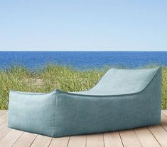Restoration Hardware Ibiza Chaise | Outdoor Lounge Furniture | House & Home:
