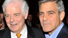 Proud Grandpa Nick Clooney Says One of the Twins Has George's Nose
