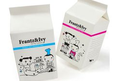 Character design in Packaging