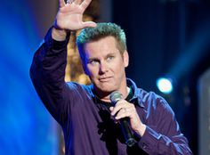 Brian Regan, lets have cookies & milk, but don't tell a joke while I'm drinking...