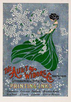 Ault & Wiborg 1907