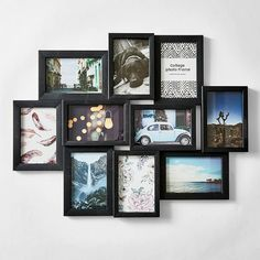 10 Window Collage Photo Frame | Target Australia Collage Foto, Collage Frames, Old Libraries, Love Wallpaper, Picture Frames, Photo Wall, Room Decor, Windows, Target