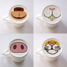 Coffee mugs. YES!