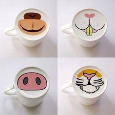 Coffee mugs. YES!