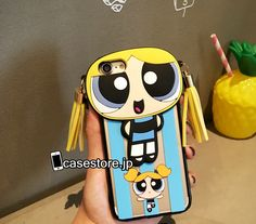 パワーパフガールズiphone6ケースアイフォン6plusソフト携帯カバー
