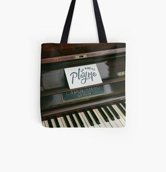 Chiffon Tops, Classic T Shirts, Tote Bag, Printed, Awesome, Music, Bags, Stuff To Buy, Design