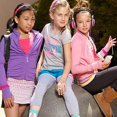 Take a look at the Tween Week: The Sporty Girl event on zulily today!