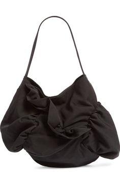 Y s by Yohji Yamamoto Wool Handbag available at  Nordstrom Black Wool 7f3265b74d777