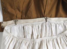 Woman's Spencer Jacket and Petticoat c1815 French | LACMA Collections / spencer & petticoat connection