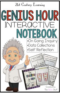 Getting started with Genius Hour. Interactive Notebook Inquiry