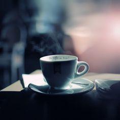 """in coffee we trust"" by Tatyana Kirsanova"
