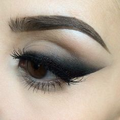 ^^ this smokey liner is killer! #beauty #makeup