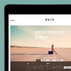 Propuesta de #rebranding para el Grupo Ruiz