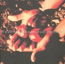 The Promise Promo CD Single - US edition CD Single by #tracychapman (from her #NewBeginning album, 1995) #folkmusic #americanmusic #singersongwriter