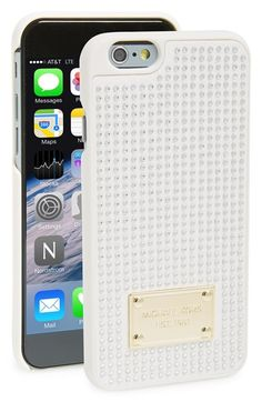 MICHAEL Michael Kors Crystal iPhone 6 Case available at #Nordstrom