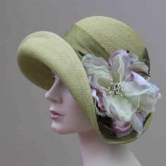 Beautiful color  BEAUTIFUL HAT for Spring Wedding