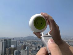 Solar-Powered 'Window Socket' Lets You Charge Devices At Windows