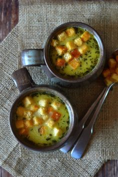 Francia sajtleves recept Baby Food Recipes, My Recipes, Soup Recipes, Clean Eating, Healthy Eating, Hungarian Recipes, Soups And Stews, No Cook Meals, Food Porn