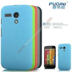 Carcasa TPU diseños colores mate para Motorola Moto G