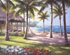 Beach-Paradise-by-Sung-Kim
