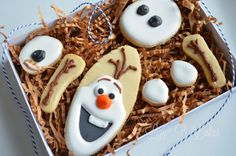 Lizy B: Snowflake Cookies for a Frozen Movie Party!