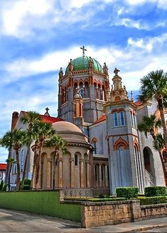 St Augustine, Florida on your list?