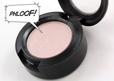 MAC Phloof Eyeshadow-everyone says this is the BEST basic eyeshadow color that everyone should have