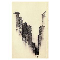 Union Square, 2003 by Zachary Johnson | AGA Design 2015 resolution : DRAW MORE