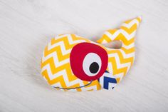 Decorative pillow  Chevron whale - pinned by pin4etsy.com