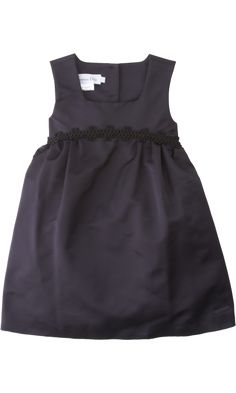 Baby Dior / Braided Waist Dress
