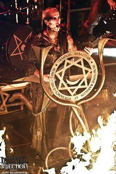 """Adam """"Nergal"""" Darski, Behemoth"""