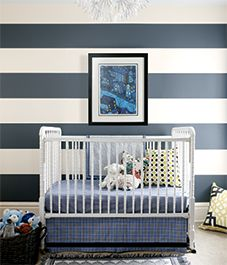 Kids' bedrooms: Three bold and colourful designs