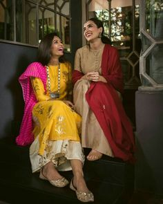 Colors & Crafts Boutique™ offers unique apparel and jewelry to women who value versatility, style and comfort. For inquiries: Call/Text/Whatsapp Ethnic Outfits, Indian Outfits, Indian Attire, Indian Wear, Pakistani Dresses, Indian Dresses, Ethnic Fashion, Indian Fashion, Indian Designer Suits