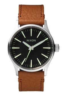 Sentry 38 Leather | Uhren | Nixon Uhren und hochwertige Accessoires