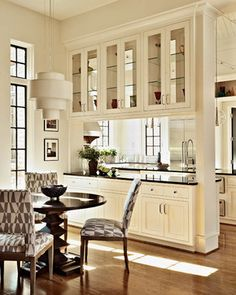 Designer/ Architectural Gallery traditional kitchen