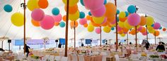 Lucile Packard Children's Hospital Stanford Gala 2015 - Lighting Design by Got Light